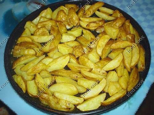 блюда - Картофель родной и любимый. Блюда из картофеля. Kar0110