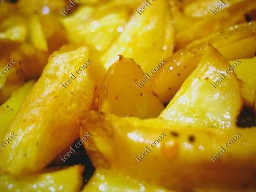 блюда - Картофель родной и любимый. Блюда из картофеля. Kar0310