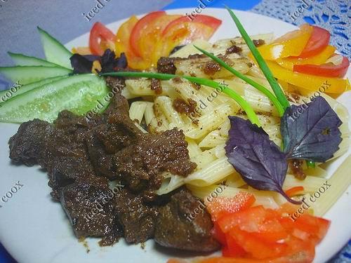 блюда - Субпродукты и блюда с ними (печень, почки, сердце, селезенка Pech1010