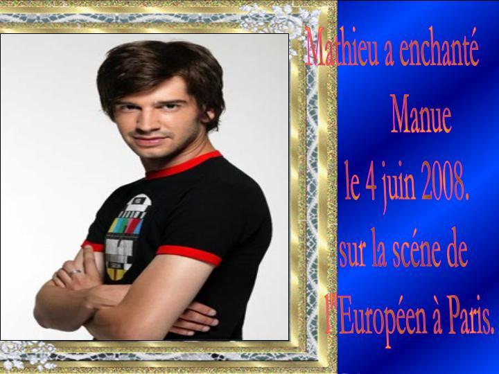 Mathieu Johann Presjh10