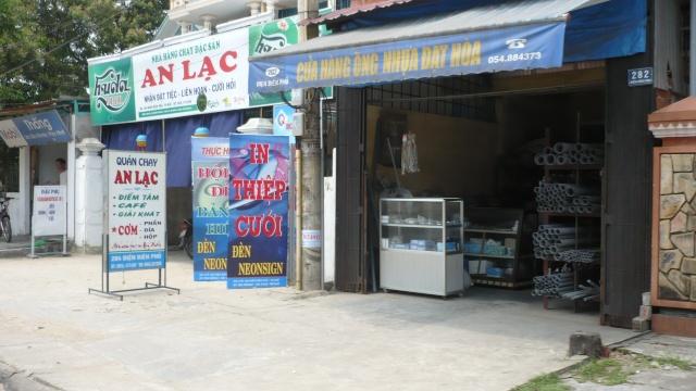 Quán Chay AN LẠC , địa chỉ 284, đường ĐIỆN BIÊN PHỦ. Qcc28410