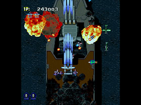 [Dossier Shmups] Playstation VS Saturn Strike13