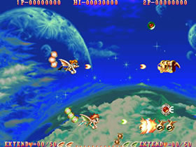 [Dossier Shmups] Playstation VS Saturn Wonder10