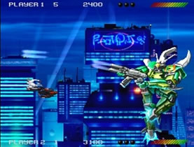 [Dossier Shmups] Playstation VS Saturn X210
