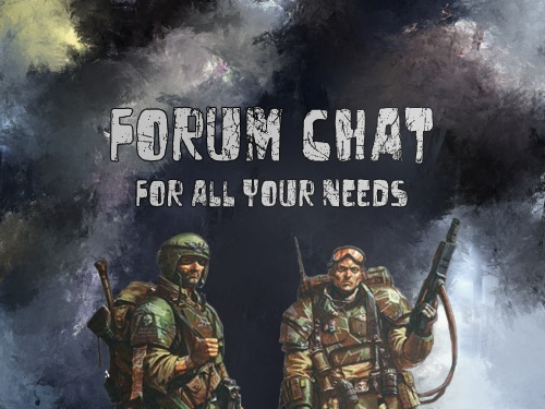 ForumChat To Chat About All Stuff You Want!