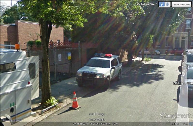 STREET VIEW : véhicules de police du monde - Page 8 4x4_po10