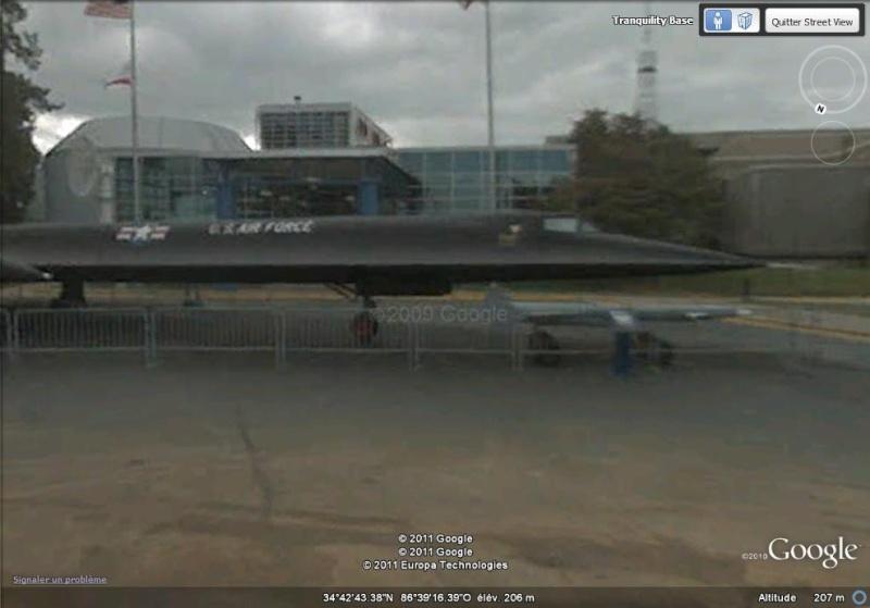 STREET VIEW : Les avions A_12_s10