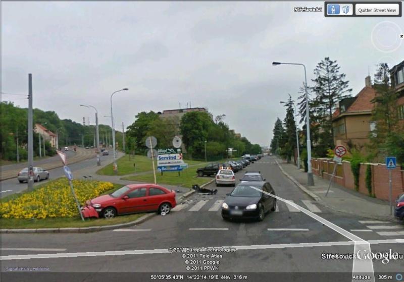 STREET VIEW : les accidents de circulation - Page 2 Accide11