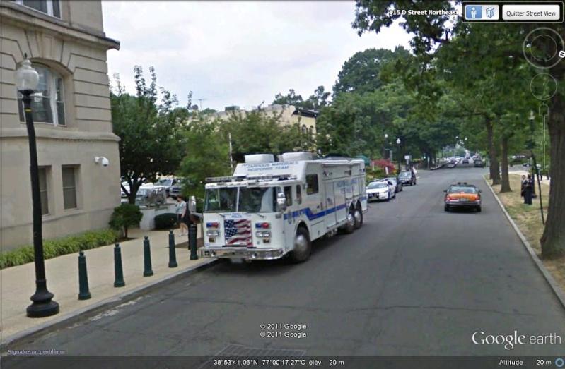 STREET VIEW : véhicules de police du monde - Page 8 Camion10