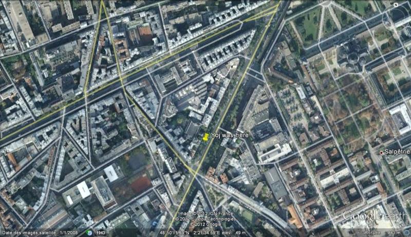 STREET VIEW : j'ai repéré la Google Car ! - Page 2 Croise10