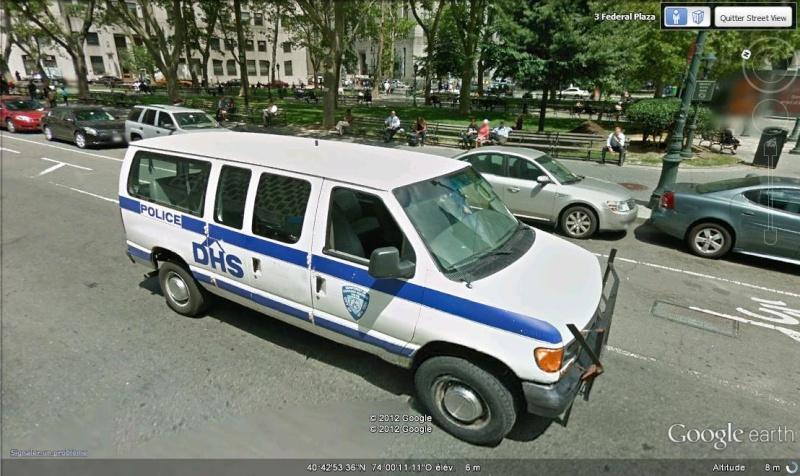 STREET VIEW : véhicules de police du monde - Page 8 Depart10