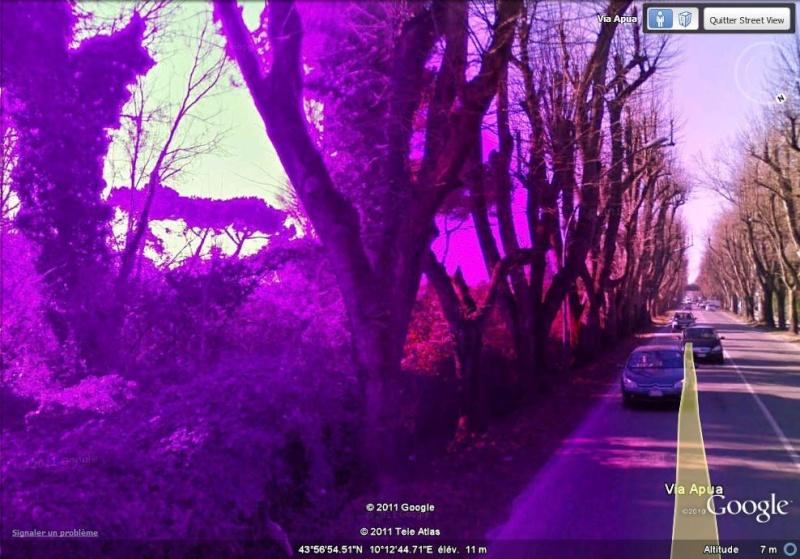 STREET VIEW : Bugs, collages, défauts dans l'image - Page 3 Disco10