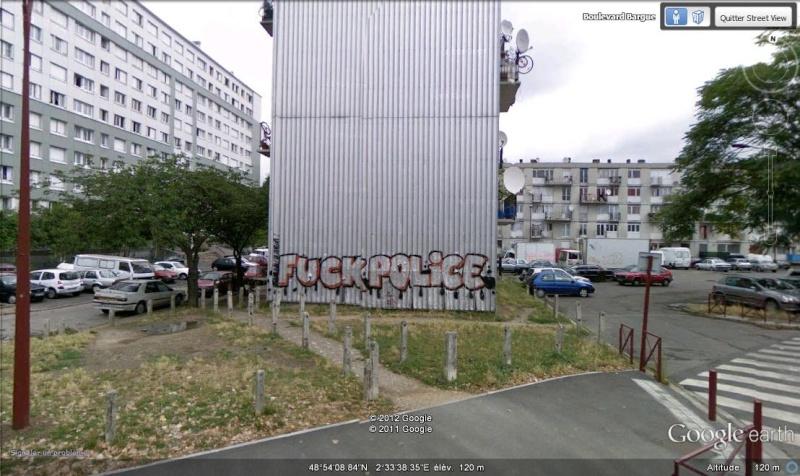 STREET VIEW : Les tags en tout genre Fuck_p10