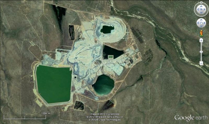 [Australie] - La mine d'uranium Ranger Mine_d10