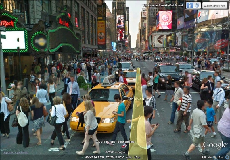 STREET VIEW : les cartes postales de Google Earth - Page 4 Nyc10