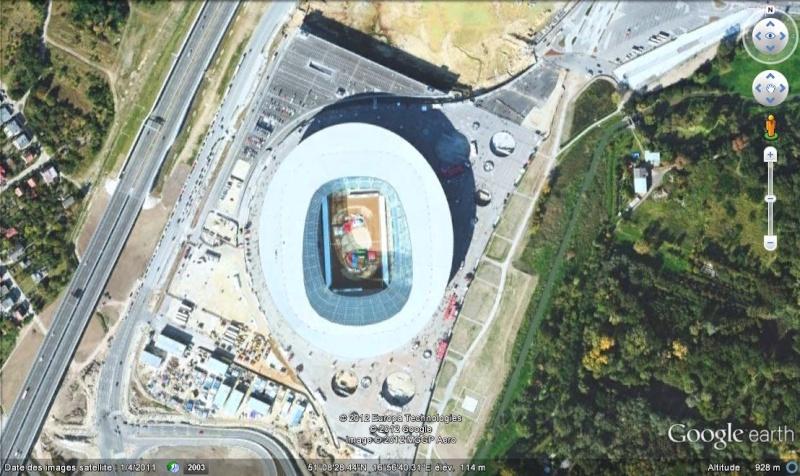Stades de foot pour l'Euro 2012 (Ukraine/Pologne) Stade_10