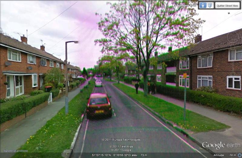 STREET VIEW : Bugs, collages, défauts dans l'image - Page 3 Street10