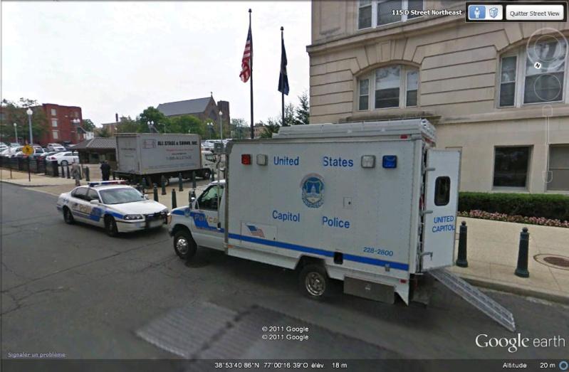 STREET VIEW : véhicules de police du monde - Page 8 Us_cap10