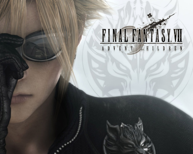 Final Fantasy Advent Children Yfknn711