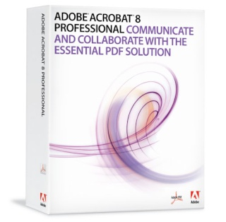 Adobe Acrobat 8 Acroba10