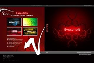 DVD EVOLUTION to After Effects Evarta10