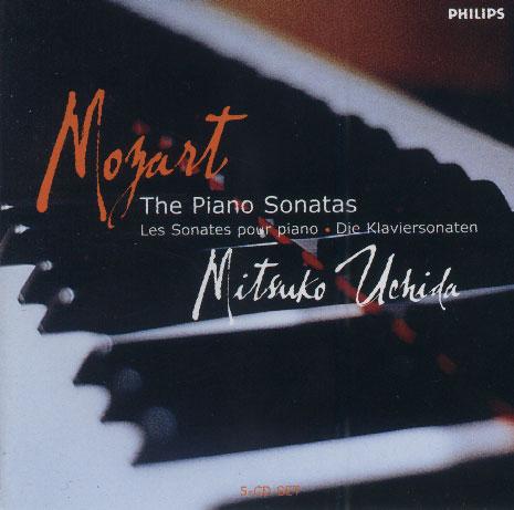 Mozart - The Piano Sonatas Post-310
