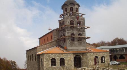 "Хрватската компанија ""Конструктор инженеринг"" ќе го гради патот до манастирот на Тоше Manast10"