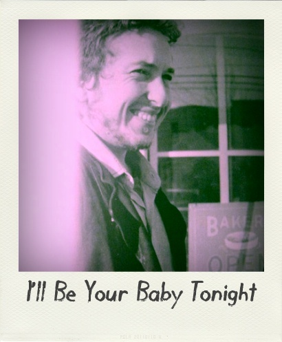 TRACK TALK #39 I'll Be Your Baby Tonight 9510