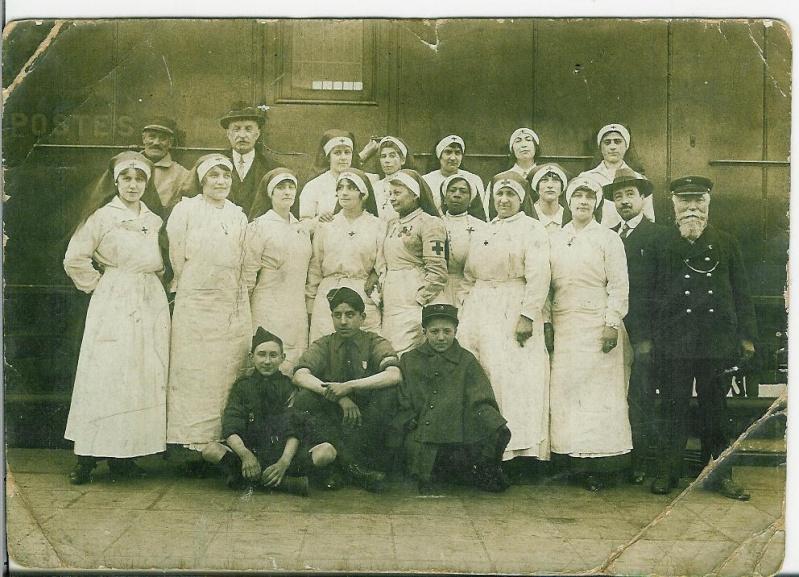 groupe d'infirmières Groupe11