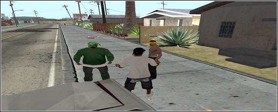 Children of El Corona - Screenshots & Vidéos - Part.1 Sa-mp296