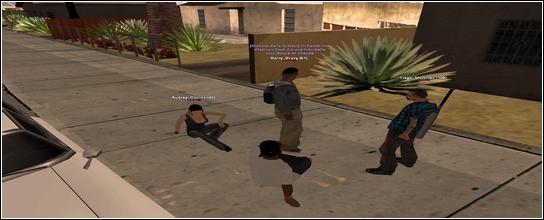 Children of El Corona - Screenshots & Vidéos - Part.1 Sa-mp335