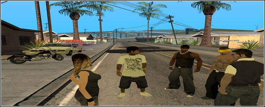 Children of El Corona - Screenshots & Vidéos - Part.1 Sa-mp340