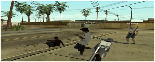 Children of El Corona - Screenshots & Vidéos - Part.1 Sa-mp351