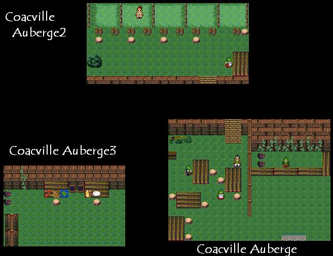 Map de CoacVille Auberg10