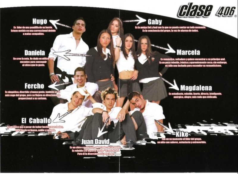 Clase 406 00215