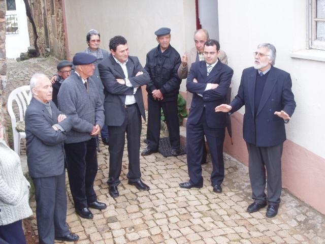 Comemoração do centenário do nascimento do Pe Joaquim Guerra P4080029