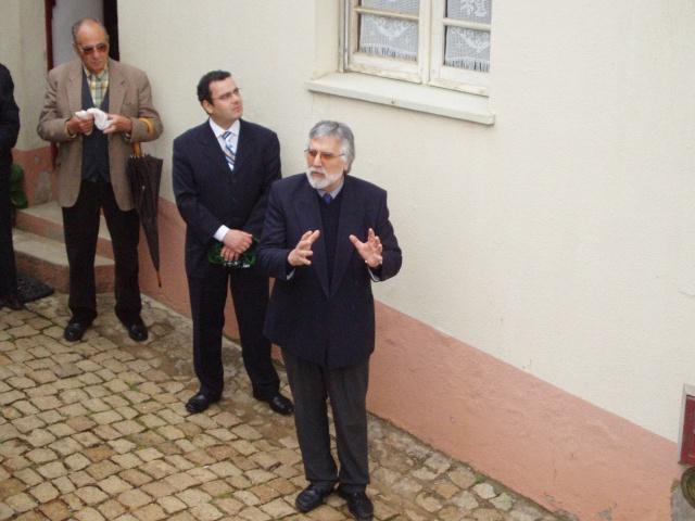 Comemoração do centenário do nascimento do Pe Joaquim Guerra P4080038