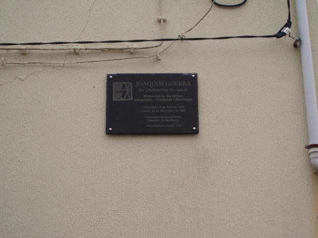 Comemoração do centenário do nascimento do Pe Joaquim Guerra P4080040