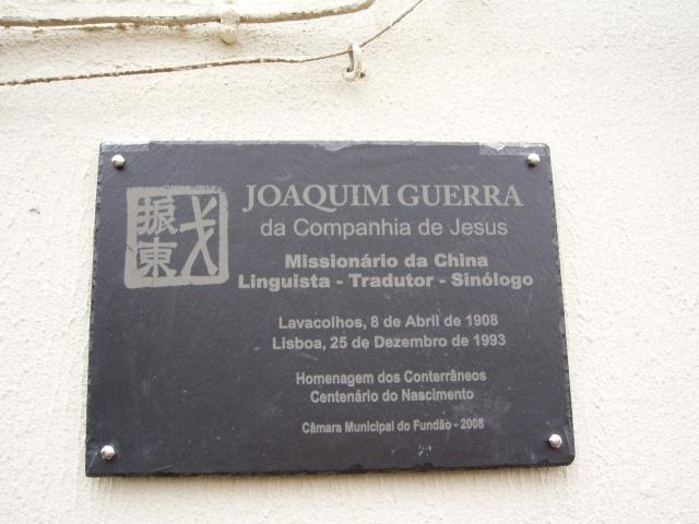 Comemoração do centenário do nascimento do Pe Joaquim Guerra P4080041