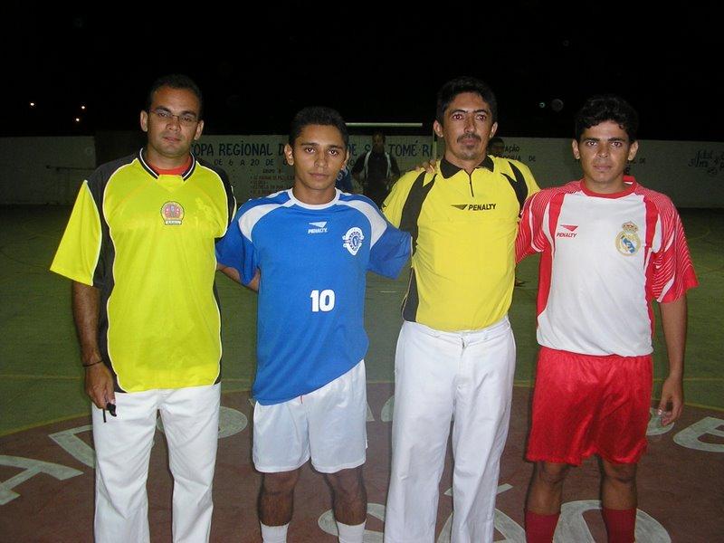 Futsal em São Tomé - RN Atyaaa32