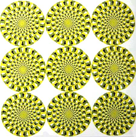 Optical Illusuions! Optica10