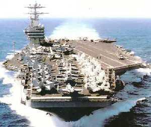 Los portaviones clase Nimitz Nimitz10