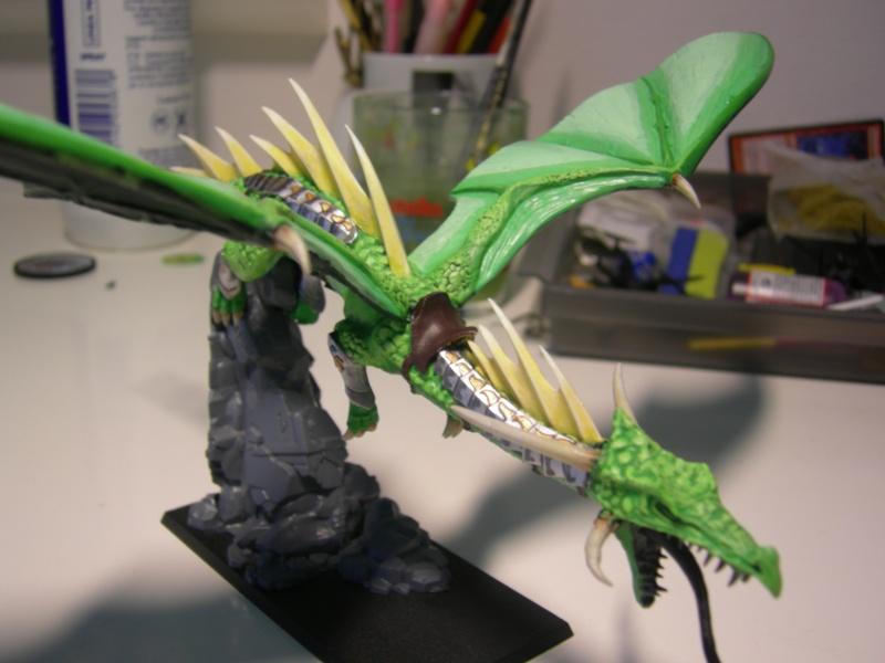 degli - drago degli elfi alti .... bhe quasi ....(wip) Dscn3610