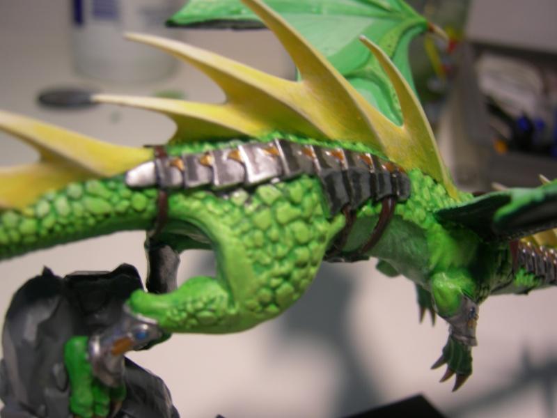 degli - drago degli elfi alti .... bhe quasi ....(wip) Dscn3611
