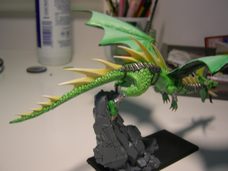 degli - drago degli elfi alti .... bhe quasi ....(wip) Dscn3613