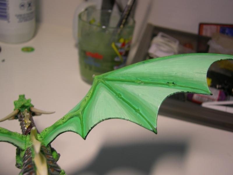 degli - drago degli elfi alti .... bhe quasi ....(wip) Dscn3614