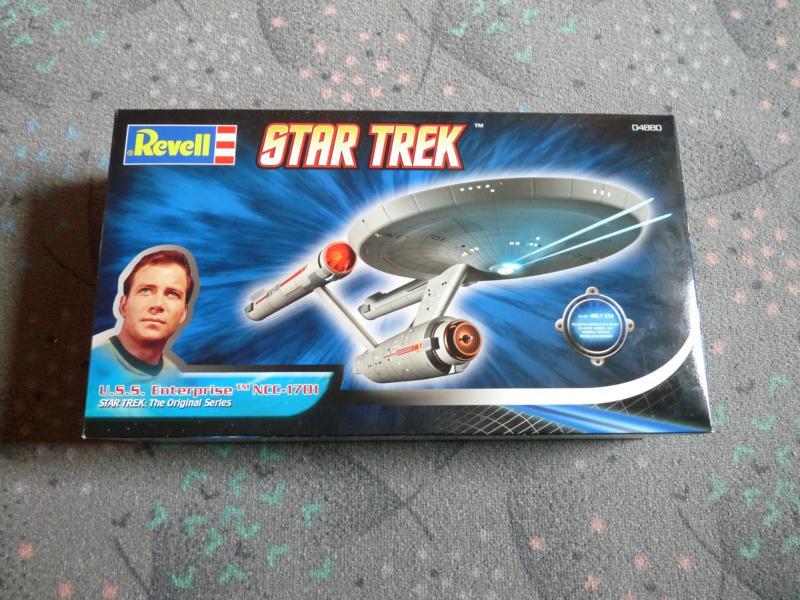 U.S.S. Enterprise NCC-1701 - Revell 1:600 P1030720