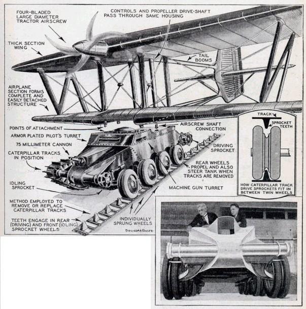 Antonov A-40 le char russe volant - Page 2 Christ10