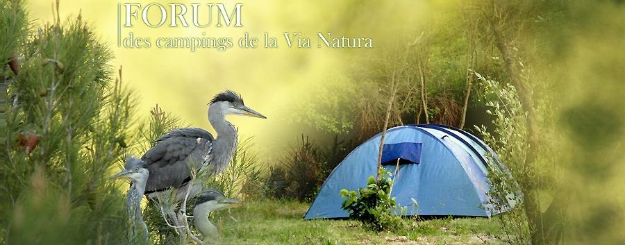 Campings de la Via Natura