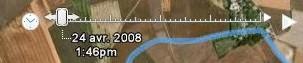 [résolu] Comment faire pour qu'un symbole se déplace sur le circuit et montre l'endroit où j'étais à l'heure indiquée dans  Google Earth ? Horlog10